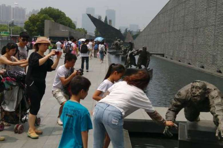 China says Nanjing more worthy of remembrance than Hiroshima