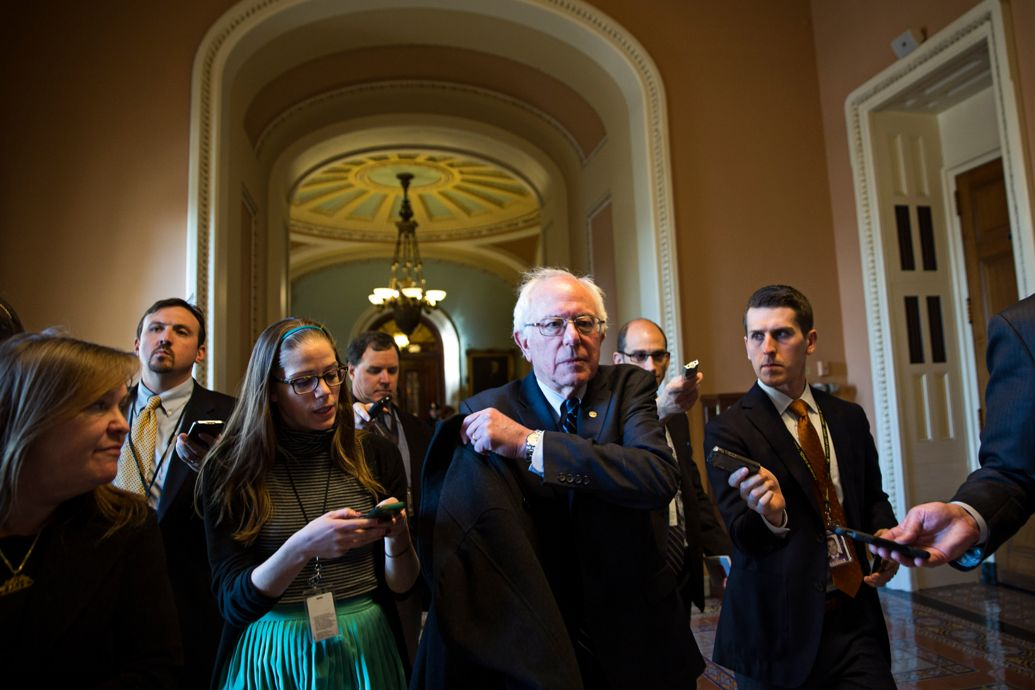 How the 'New York Times' Sandbagged Bernie Sanders