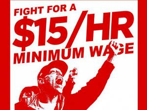 Incentive for Minimum Wage - $15/hr - Destruction of Commerce