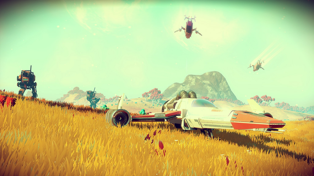 No Man's Sky Trailer Today Recaps the Four Pillars