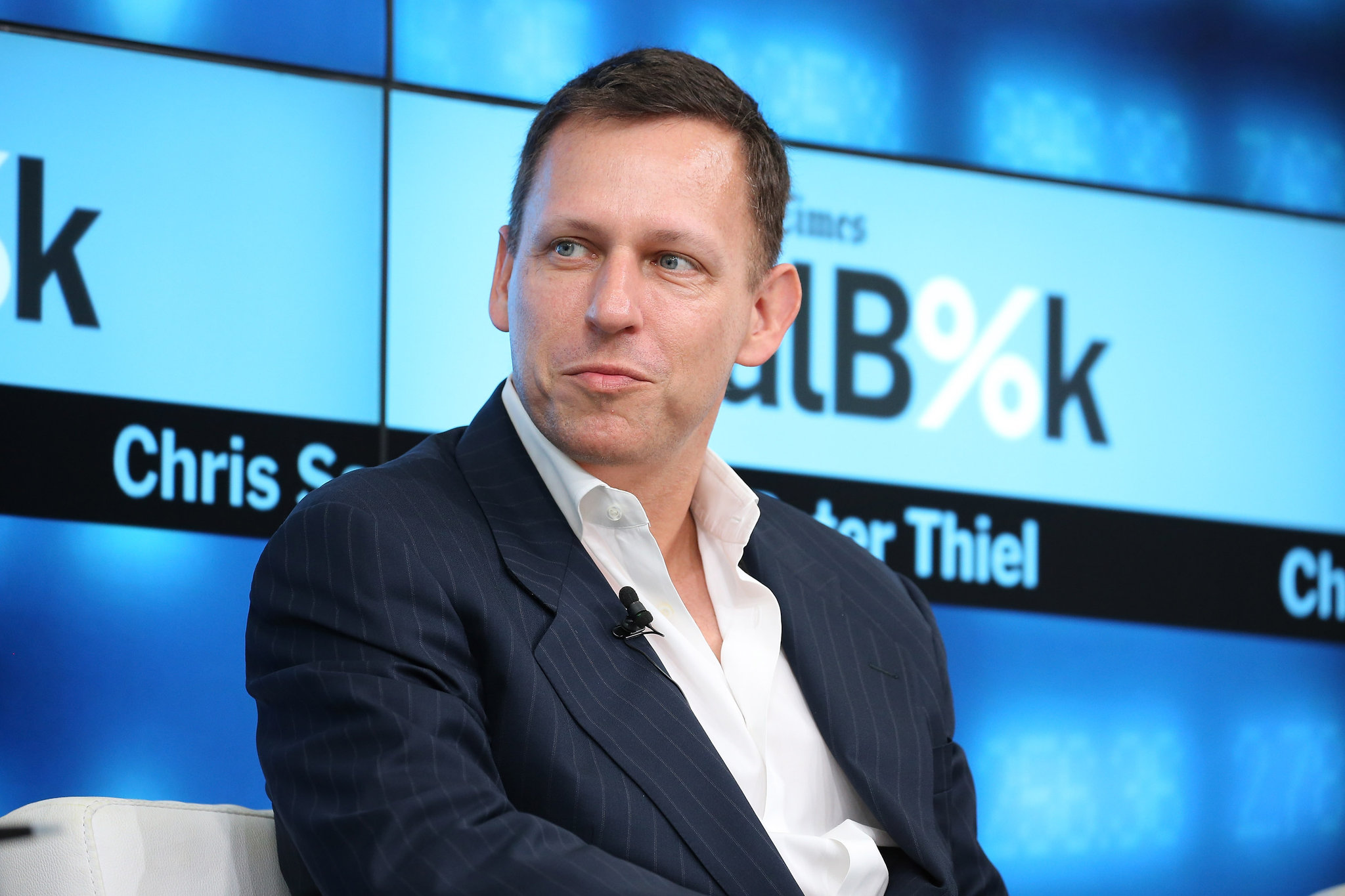 Peter Thiel Is Said to Bankroll Hulk Hogan's Suit Against Gawker