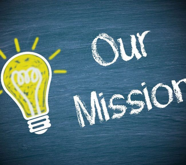 The GoldBerg Post: Our mission!