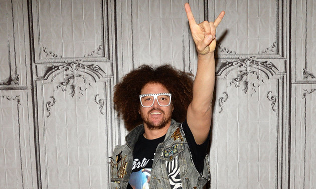 Redfoo Keeps The Party Rockin' With Debut Solo Album