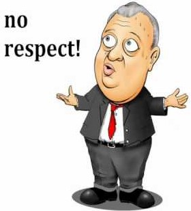 You Don't Have a Right to Respect - Here's Why