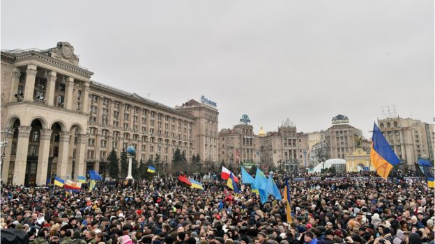 Corruption Threatens Ukraine's Hard-Earned Freedom