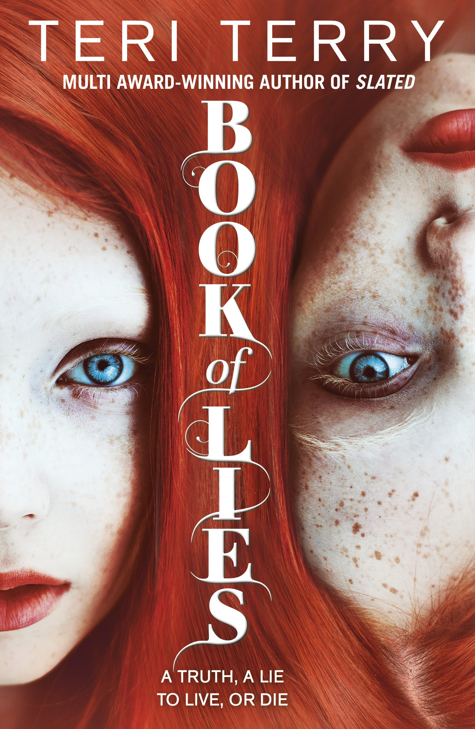 BOOK OF LIES BY TERI TERRY BOOK REVIEW
