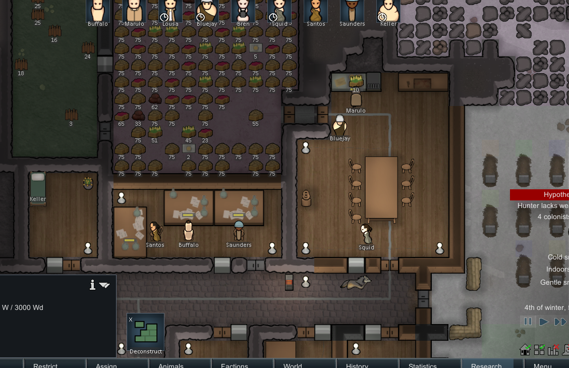 Rimworld: A Quick Review