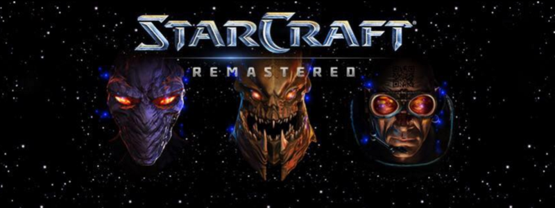StarCraft remaster unveiled, and original SD version becomes free