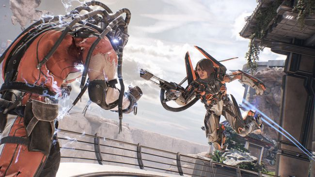 LawBreakers closed alpha testing will begin later this month
