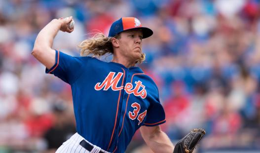 Syndergaard fans 9 as Mets, Cards rally for tie
