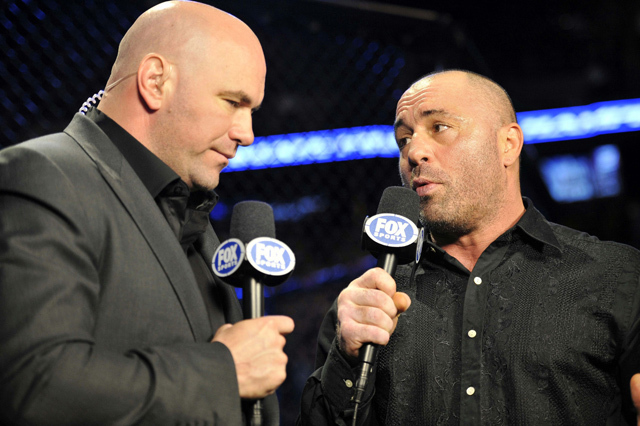 UFC commentator Joe Rogan: 'UFC and MMA in general is a steroid epidemic'  By Mike Bohn Fe