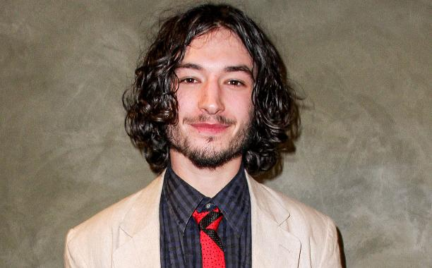 Ezra Miller Has Buffed Up To Play The Flash