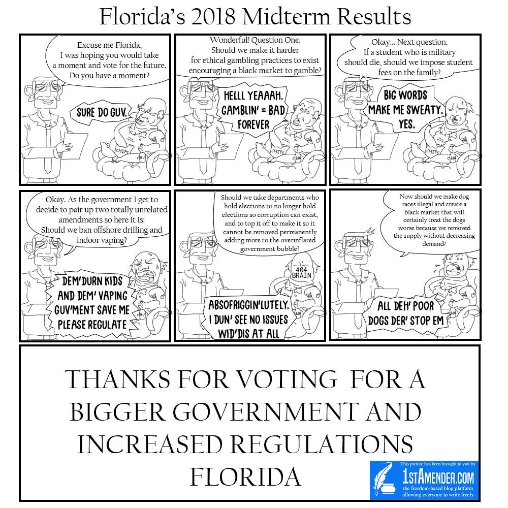2018 Election Results for Florida