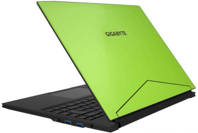 Gigabyte's Aero 14 is an ultrabook for gamers