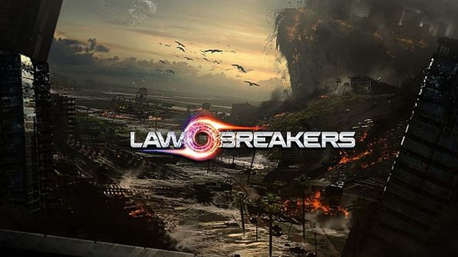 LawBreakers videos sing the virtues of verticality