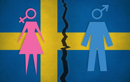 Sweden struggles with first gender balance shift in 267 years