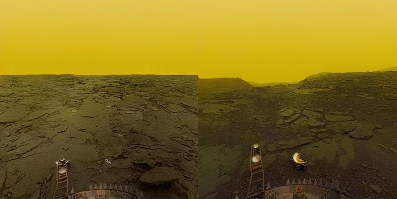 We finally have a computer that can survive the surface of Venus
