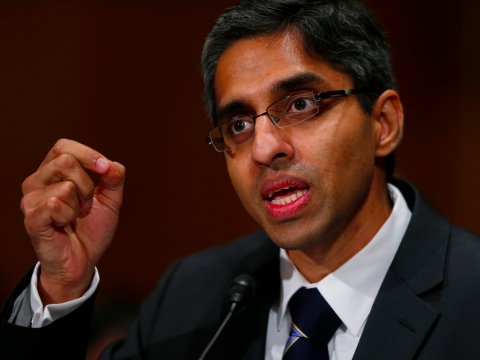 The surgeon general just sent a worrisome letter to every doctor in America