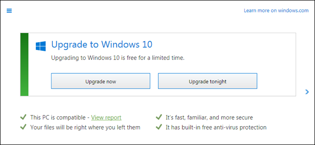 Microsoft Forces Updates to Windows 10 - Aggressive Pushes